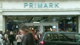 A Primark store