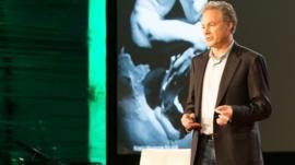 Eric Horvitz, managing director of Microsoft Research