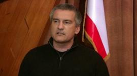 Sergiy Aksyonov