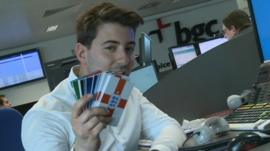 Watch and find out some top sports card trading tips