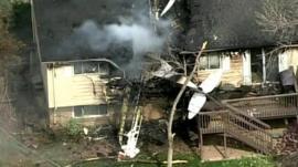 Colorado small plane wreckage