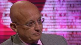 Former advisor to Russian President Vladimir Putin, Sergey Karaganov