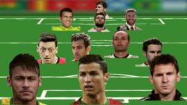THE WORLD CUP SOCIAL MEDIA 11