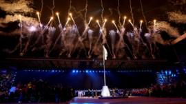 Commonwealth Games opening ceremony highlights