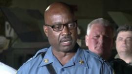 Police Captain Ron Johnson
