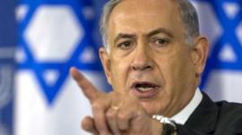 Israeli Prime Minister Benjamin Netanyah