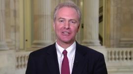 US Congressman Christopher Van Hollen