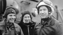 Cosmonaut and test pilot Alexei Leonov