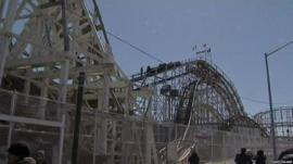 The Coney Island Cyclone