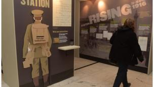 A new exhibition at Belfast City Hall shines a light on the events of 1916
