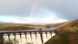 Elan Valley, Powys.