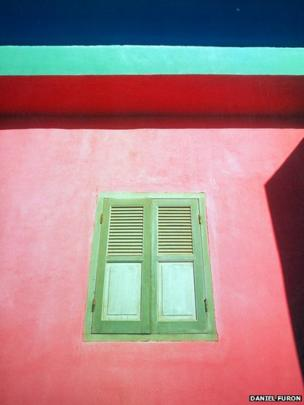 Window in Morocco