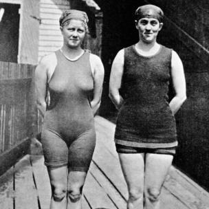 Nadadoras olímpicas