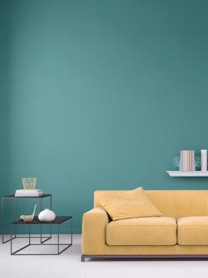minimalist salon