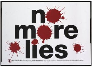 Stop the War - No More Lies
