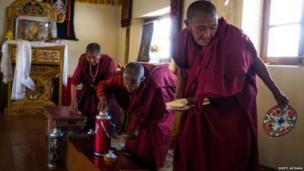 बौद्ध महिला भिक्खूंचे मठ