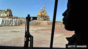 Areva's uranium mine