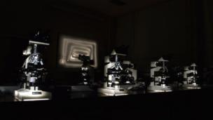 Highly commended - Light Microscopy by Ross Buckingham, Materials Research Centre, College of Engineering