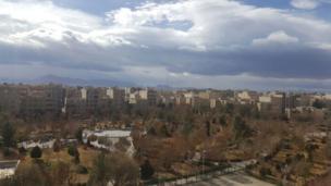 محسن: هوای پاک اصفهان پس از مدتها الودگی هوا