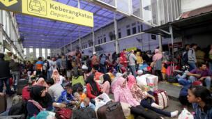 Jakarta, mudik, lebaran