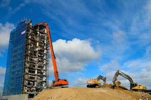 Bracknell, demolition