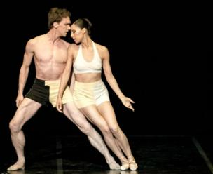 Mikhail Kaniskin y Elisa Carrillo, esposos y bailarines.