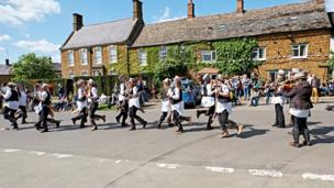 Adderbury's Day of Dance