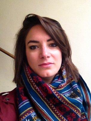 A socióloga francesa Clara Grisot, da associação Prison Insider