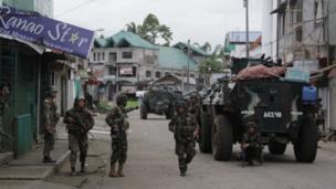 Quân đội Philippines