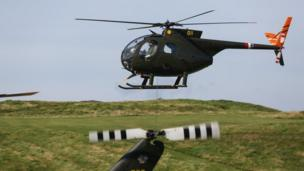 Loach helicopter