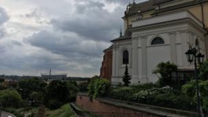 Krakowskie Przedmiescie, Warsaw