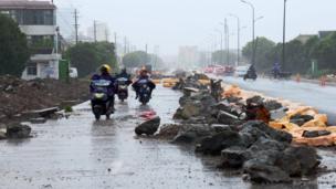 إعصار ليكيما