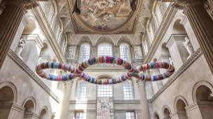 Michelangelo Pistoletto artwork