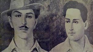 Bhagat Singh and Battukeshwar Singh