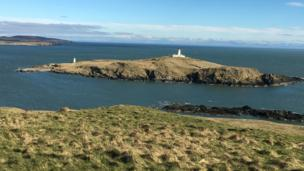 Little Ross Island
