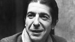 Leonard Cohen in 1979