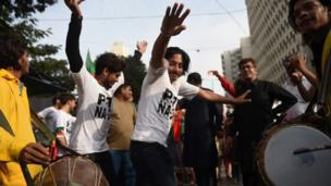 پاکستان تحریک انصاف کارکنان