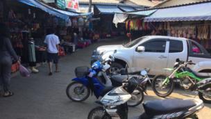 Bản Hmong ở Doi Pui nằm cách Chiangmai của Thái Lan chừng một giờ đi xe