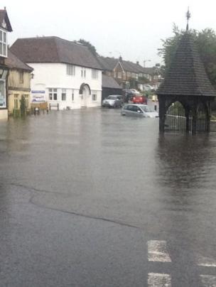 Hertfordshire roads