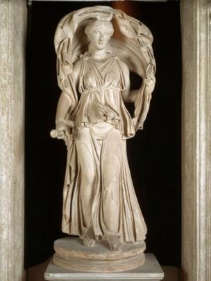 Estatua de Selene