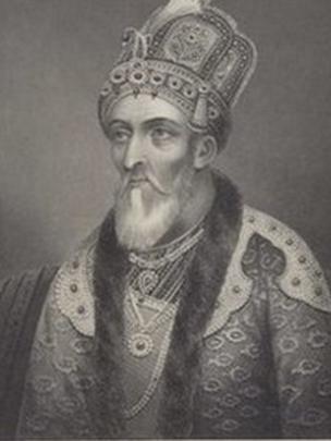 பகதூர் ஷா ஜாஃபர் II