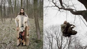 صورة من أعمال المصور البلجيكي مارك فندليسكي