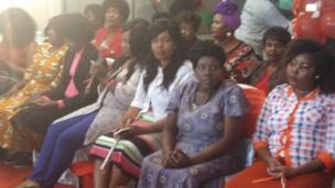 Wanawake warembeshwa nairobi