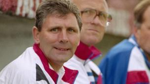Ian Porterfield,
