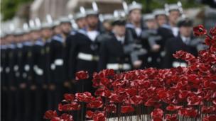 Battle commemorations