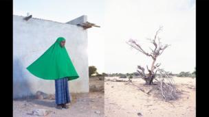 Ayan, aged 11. From near Gargara, Awdal region, Somaliland.