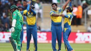 سری لنکا، پاکستان