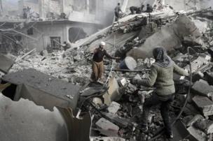 حمورية في سوريا