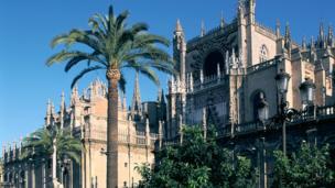 Cocin Seville Cathedral