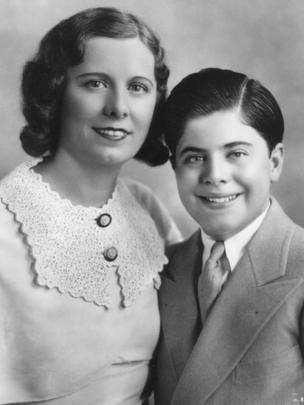 Existe una teoría de que Mae Coughlin no era la madre biológica de Sonny, el hijo de Al Capone, aunque algunos la desmienten. (Foto: gentileza Mario Gomes - Myalcaponemuseum.com)